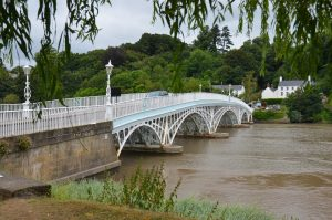 Wye bridge 200th